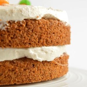 Carrot cake - tort morcovi - 4