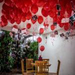 baloane rosii